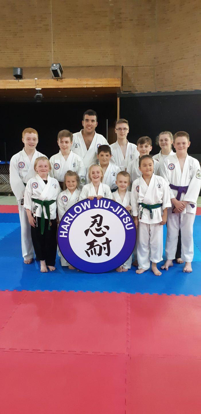 Harlow Jiu Jitsu take ten medals from International Championships
