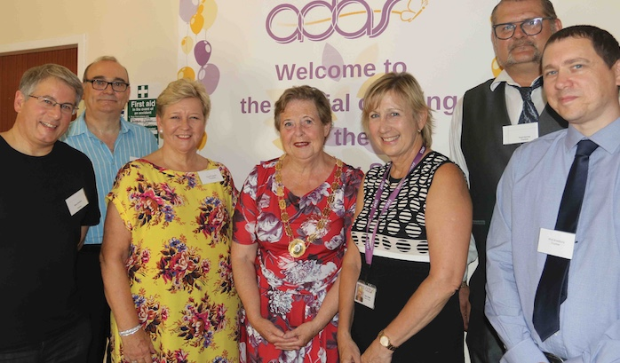 Alcohol Service opens new Recovery Suite in Harlow