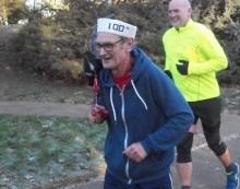 Athletics: Alan powers to his 100th parkrun