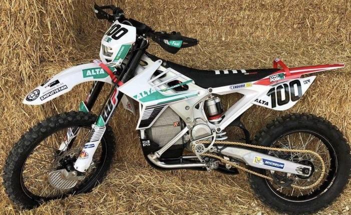 Famous motorcross rider has bikes stolen outside McDonalds near Harlow