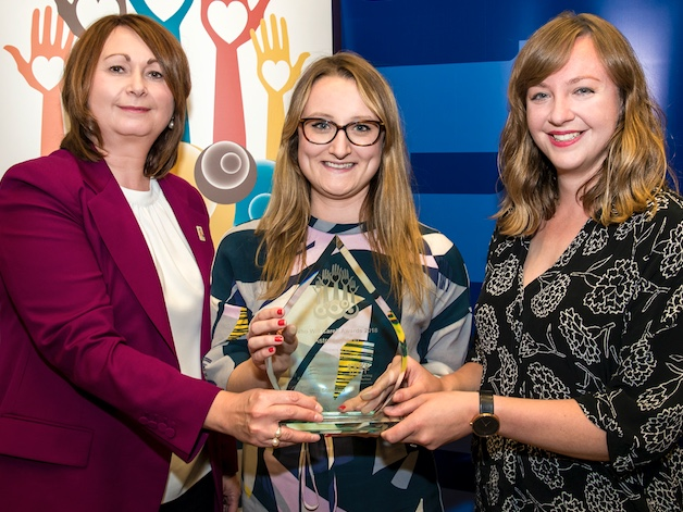 Harlow's Astro Lighting win Who Will Care Award