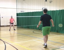 Come and join Harlow Badminton Club