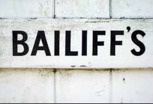 Harlow Council send in the bailiffs over 2,000 times last year