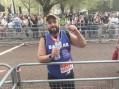 London Marathon 18: Mr Bakkar conquers the London Marathon