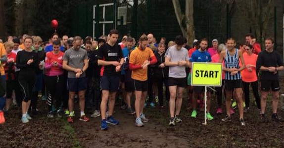 Athletics: Harlow athletes busy at the park runs