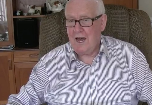 Harlow is 70: Why I Came Here: Bernie Ryan: An Irishman at Cossors