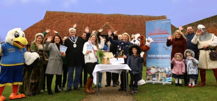 The Essex Big Weekend returns for a second Year