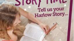 World Book Day Competition: Get your Harlow story published with the Water Gardens