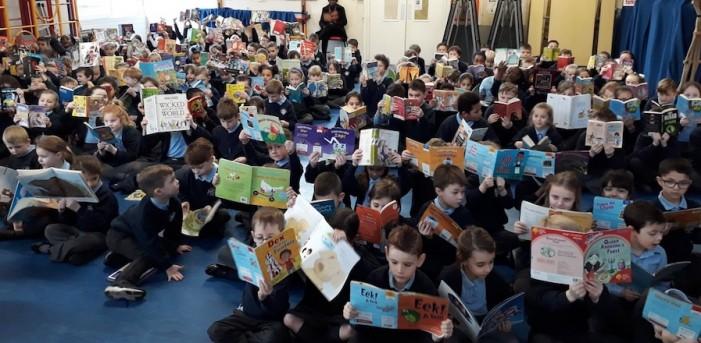 Roydon Primary students embrace Book Week
