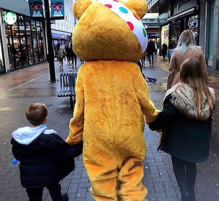 Boots staff in Harlow raise over £4k for Children in Need