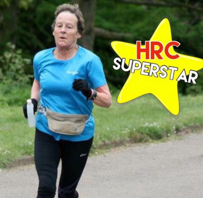 Athletics: Super Brenda smashes Veteran 70 record in Manchester