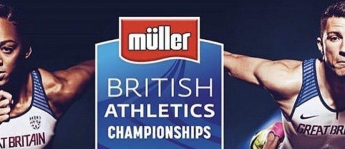 Athletics: Harlow's Osagie and Solomon make UK 800 metre final