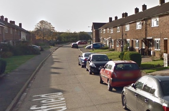 Mother, child and dog rescued from fire in Broadfield
