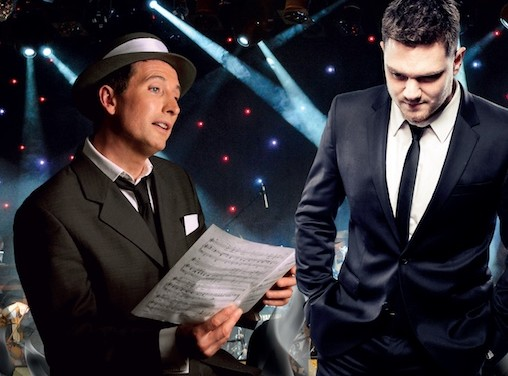 Buble and Sinatra Showdown at the Harlow Playhouse