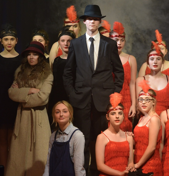 Passmores Academy's production of Bugsy Malone wows the audience