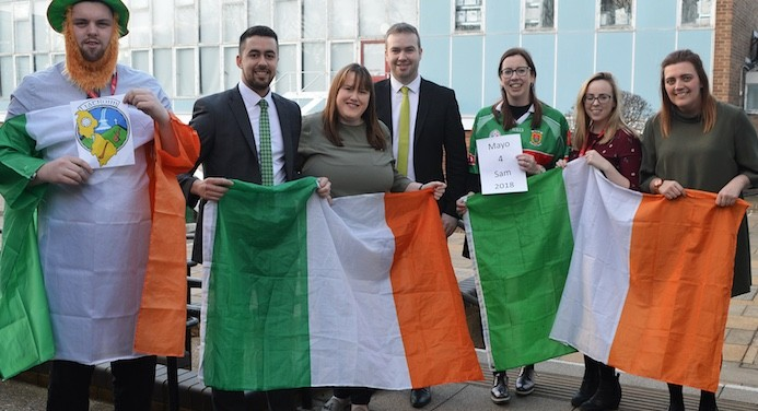 Irish teachers are hoping to celebrate their national day with a television appearance.