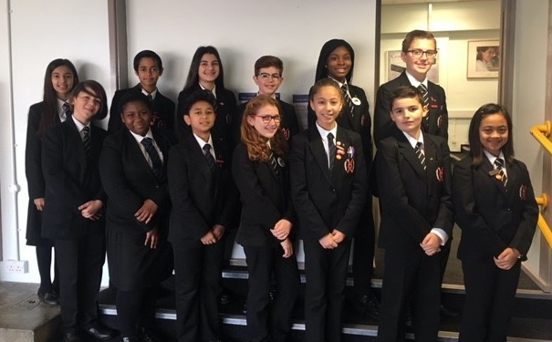 Burnt Mill Year 8 students given more responsibility