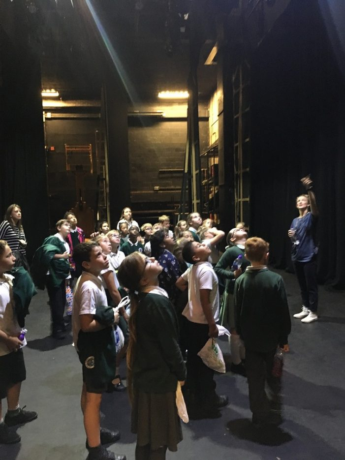 Cooks Spinney pupils tread the boards and fall in love with Shakespeare