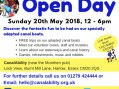Canalability Open Day