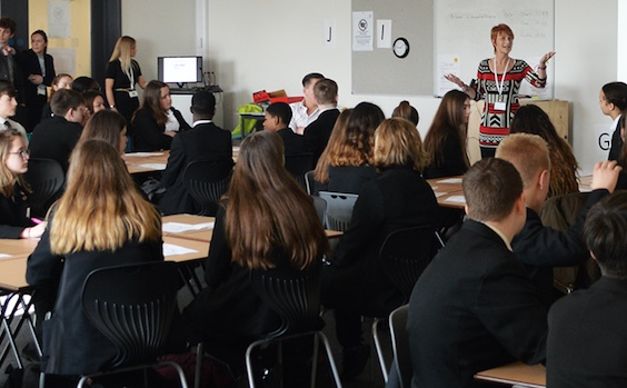 Harlow students look to build their futures