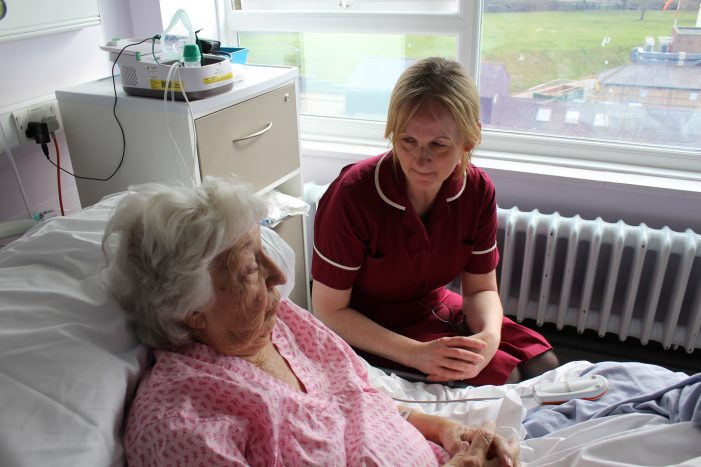 PAH hospital nurse in finals for national Nurse of the Year