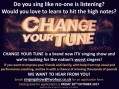 """Can Harlow singers """"Change their tune""""?"""