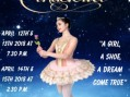 Have a ball with Cinderella at the Harlow Playhouse