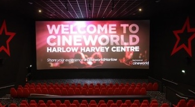 Cineworld at Harvey Centre set to celebrate first birthday