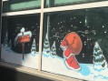 Romford artist brightens Harlow with his Christmas paintings