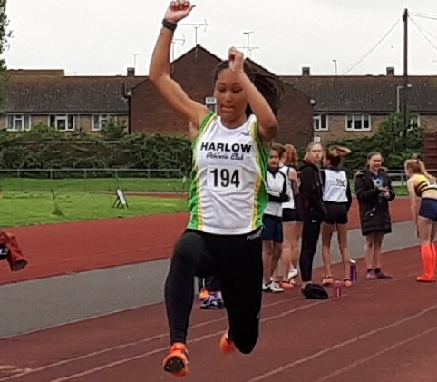 Athletics: Training comes together for Harlow athletes at Essex Combined Events Championships.