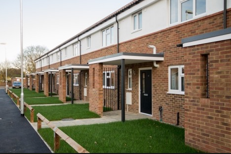 A third of houses for sale in Harlow are ex-council stock