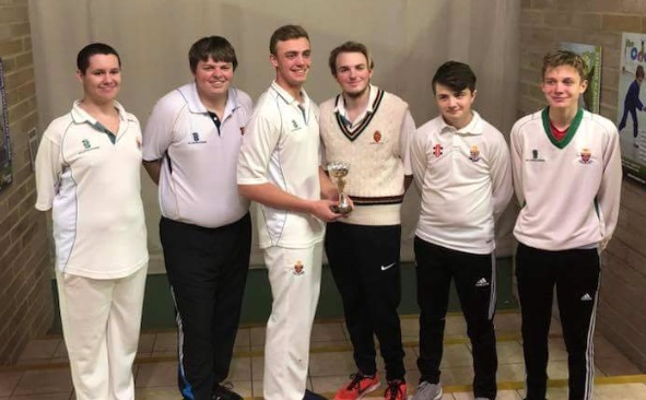 Cricket: Young Harlow side win indoor league