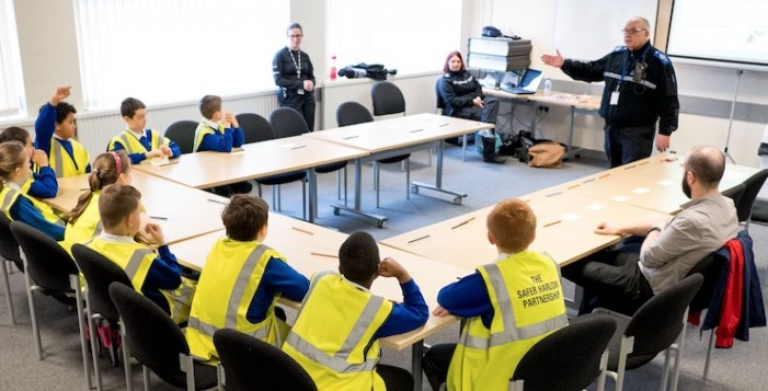 Harlow Crucial Crew visit over 1,000 pupils as part of personal safety week