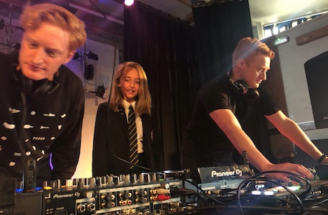 Burnt Mill Academy introduce DJing into the curriculum