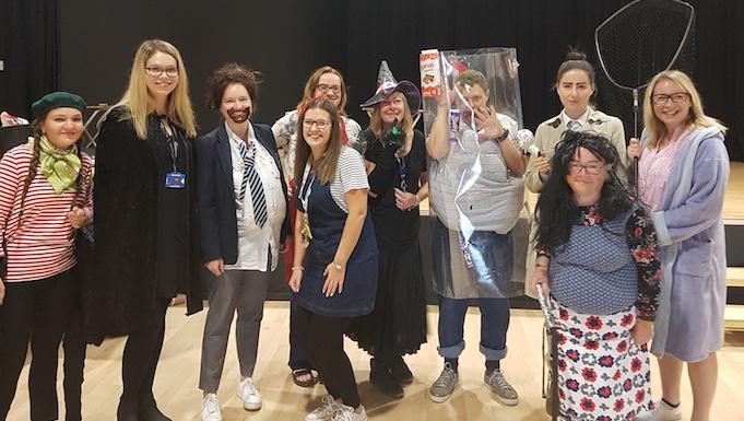 Passmores Academy Celebrates Roald Dahl's Birthday