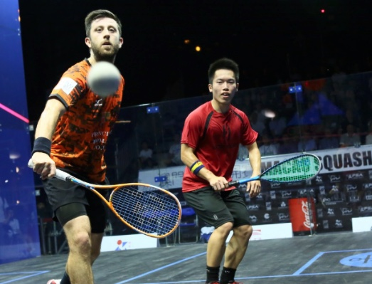 Harlow Squash star set for Commonwealth Games