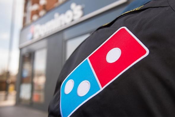 Dominos open new shop in Staple Tye