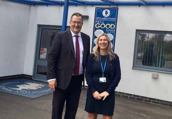 The Downs Primary joins Passmores Cooperative Learning Trust