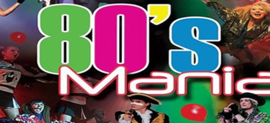 80s Mania grips the Harlow Playhouse!