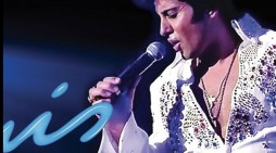Elvis is coming to the Harlow Playhouse building