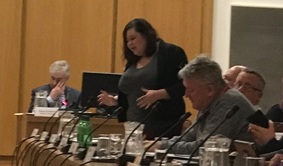 "Harlow Conservatives anger at new leader Emma Toal's ""confidentiality breach"" comment"
