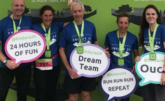Athletics: Harlow runners endure at 24 hour relay