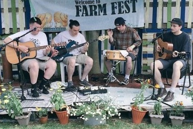 Farmfest at Herts and Essex Community Farm on Saturday 12th August