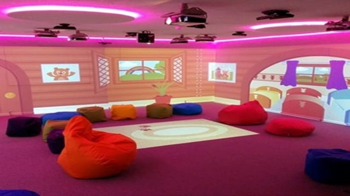 Harlow Fields School and College Sensory Room Appeal - Your Harlow