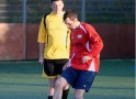 Young Labour raise over £300 for Paringdon Pirates Walking Football