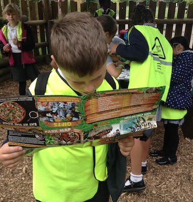 Freshwaters pupils visit the Zoo