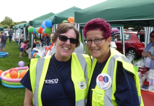 Team Tesco to host family-fun day at The Link