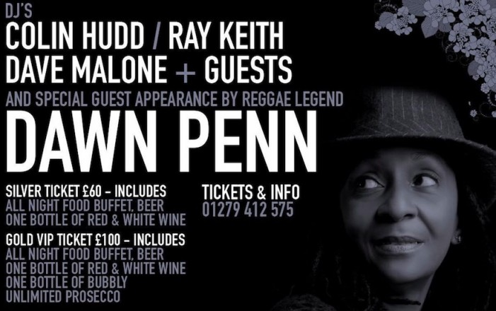 Reggae legend set to appear at Garden of India