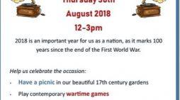 Harlow Museum Wartime Garden Party