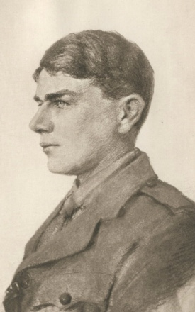 Harlow's Fallen of WW1: Gerard Croft Hoare: 1899 to 1918